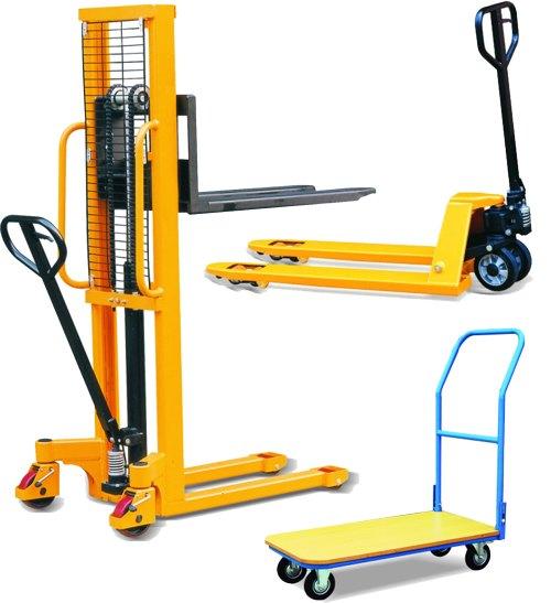 Оборудование для склада, складское оборудование, техника для склада